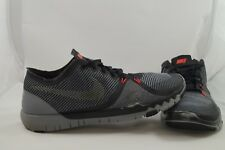 Nike Free 3.0 V4 Trainers EU 45 US 11 UK 10 Schwarz 749361-001 Sportschuhe