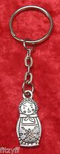 Russia Russian Doll Keyring Gift Key Ring Souvenir
