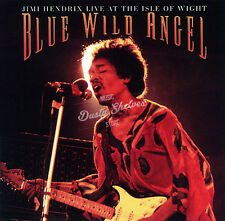 JIMI HENDRIX BLUE WILD ANGEL LIVE AT ISLE OF WIGHT CD in Jewel Case Booklet New