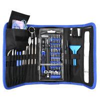 Blue_86 In 1 Magnetic Precision Screwdriver For Phone PC Kit Set Repair Tool @