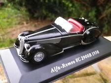 IXO pour ALTAYA ALFA ROMEO 8C 2900B cabriolet de 1938 neuve + boite.