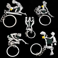 Sexy Action Keychains Made Of Metal In Assorted Styles Deal Buy 3 Get 1 FREE!