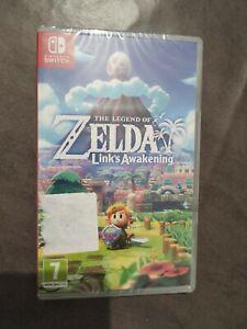 The Legend Of Zelda Link's Awakening Pour Nintendo Switch