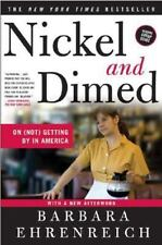 Nickel and Dimed Economy Working Poor Living Wage Poverty Paperback