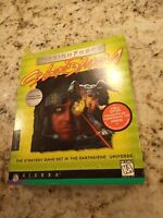 MissionForce: CyberStorm by Sierra BIG BOX Windows 95 PC 1996 w/ strategy guide