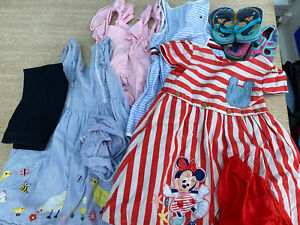 Cute Girls Bundle 18-24 Mths Disney Tommy Hilfiger John Lewis George