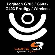 Corepad Skatez Logitech G703 G603 G403 Souris Pieds Patins Téflon Hyperglides