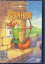 ROBIN HOOD  DISNEY dvd nuovo Ologramma tondo cod-Z3 DV 0071 RARISSIMO