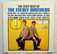 The Everly Brothers - Very Best of - vinyl LP WB K 46008 Near Mint vinyl