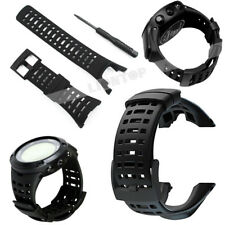 Genuine Rubber Watch Replacement Band Strap For Suunto Ambit 3 Peak / Ambit 2