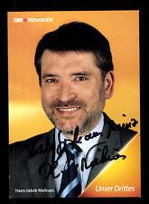 Hans Jakob Niehues Autogrammkarte Original Signiert # BC 89184