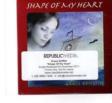 (FT225B) Grace Griffith, Shape Of My Heart - 2011 DJ CD
