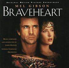 James Horner ~ Braveheart ~ NEW CD Album ~ Original Movie Film Soundtrack 1995