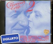"COMPILATION "" FOREVER AND  EVER VOL.2 "" CD SIGILLATO NEW MUSIC 8012861104928"