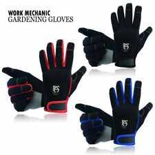 Mechanic Work Gloves Lightweight Protection Gardening Builder Safety Wear Glove