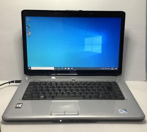 Dell Inspiron 1545 Intel Pentium@2.0GHz,4GB,128GB SSD,WIN10 PRO,NEW BATTERY
