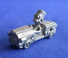 Monopoly Simpsons Bart Simpson Driving Car Replacement Game Piece Part Token
