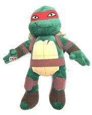 "Nickelodeon Build A Bear Rafael Teenage Mutant Ninja Turtles 18"" Plush Toys"