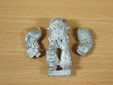 CLASSIC METAL CHAPLAIN IN TERMINATOR ARMOUR POWERFIST STORMBOLTER UNPAINTED 1658