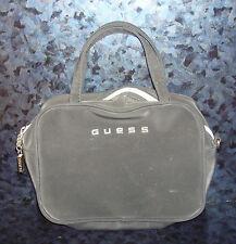 GUESS MINI PURSE Black Designer HAND BAG Purse Handbag Small Mini Baby Zipper