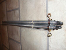 STEEL ADJUSTABLE RIDGE POLE  (Free  postage only applies to England and Wales)