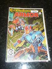 ARMOR - No 12 - Date 03/1992 - Continuity Comics (No Bar Code)