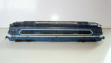 LOCOMOTIVE DIESEL CC 70002  BLEU JOUEF HO  8561  MADE IN FRANCE SNCF (25x3,5cm)