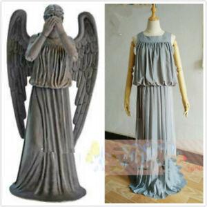 Doctor Who Weeping Angel Cosplay Costume Custom-made