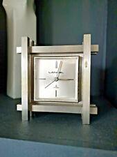 LANCEL - réveil années 70 horloge pendulette