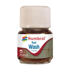 Humbrol Enamel Wash Rust 28ml