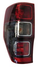 Red/Black Rear tail back Light Ford Ranger Wildtrak lamp L/S 2012 LH Left EU LHD
