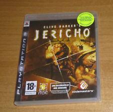 Jeu playstation 3 PS3 - Clive barker's Jericho