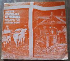 1975 ✤ Revista Venezolana de Folklore ✤ N°6 / Caracas - Venezuela