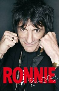 Ronnie: The Autobiography by Wood, Ronnie Hardback Book The Cheap Fast Free Post