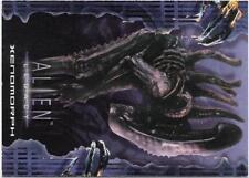 1998 Inkworks Alien Legacy Base Card (89) Xenomorph