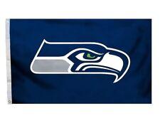 NFL Seattle Seahawks  3'x5'Ft  Flag- Pro Banner