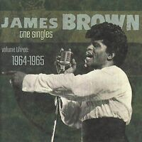 JAMES BROWN: The Singles Volume 3: 1964-1965; VERY GOOD LIMITED EDITION 2 CD SET