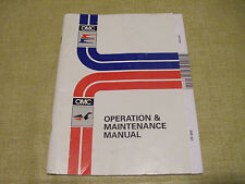 OMC Johnson Evinrude Outboard Operation & Maintenance Manual 20 30HP 212153