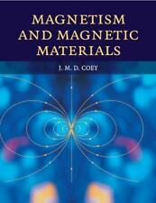 Magnetism and Magnetic Materials by Coey  New 9781108717519 Fast Free Shipping..
