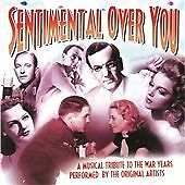 SENTIMENTAL OVER YOU [AUDIO CD] VARIOUS ARTISTS NEW CD