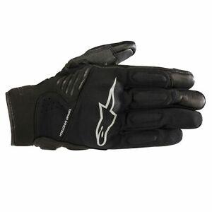 Alpinestars Stella Faster Motorcycle Motorbike Women's Gloves - Black/black