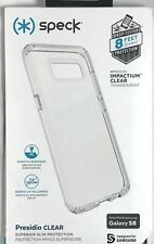 Original Authentic Speck Presidio Case Cover for Samsung Galaxy S8 CLEAR