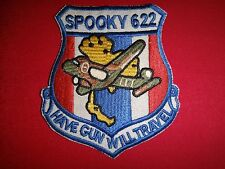 USAF 4th AIR COMMANDO Squadron SPOOKY 622 HAVE GUN WILL TRAVEL Vietnam War Patch