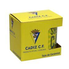 Taza de cerámica Cádiz FC 300 ml