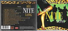 The Leopard Lounge cd ,All Nite Long- Bobby Darin,Chris Connor,Betty Carter