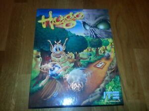 "Hugo ITE Hugo auf Abenteuern PC Version 3 1/2"" Diskette Big box #LB689"