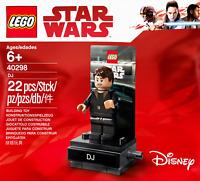 LEGO STAR WARS #40298 - DJ Display Stand Minifigure - 100% NEW / NEUF
