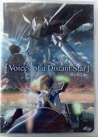 Voices of a Distant Star / Anime / Makoto Shinkai (DVD, 2003) Region 1