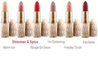 MAC Lippenstift Snow Ball Kollektion 3g Shimmer & Spice Lip Stick NEU