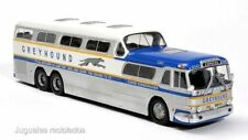 Bus Greyhound Scenicruiser 1956 General Motors 1:43 Ixo Diecast
